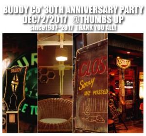 30th buddy